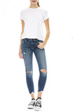 Womens J Brand 9326 Skinny Jean in Revoke Destruction