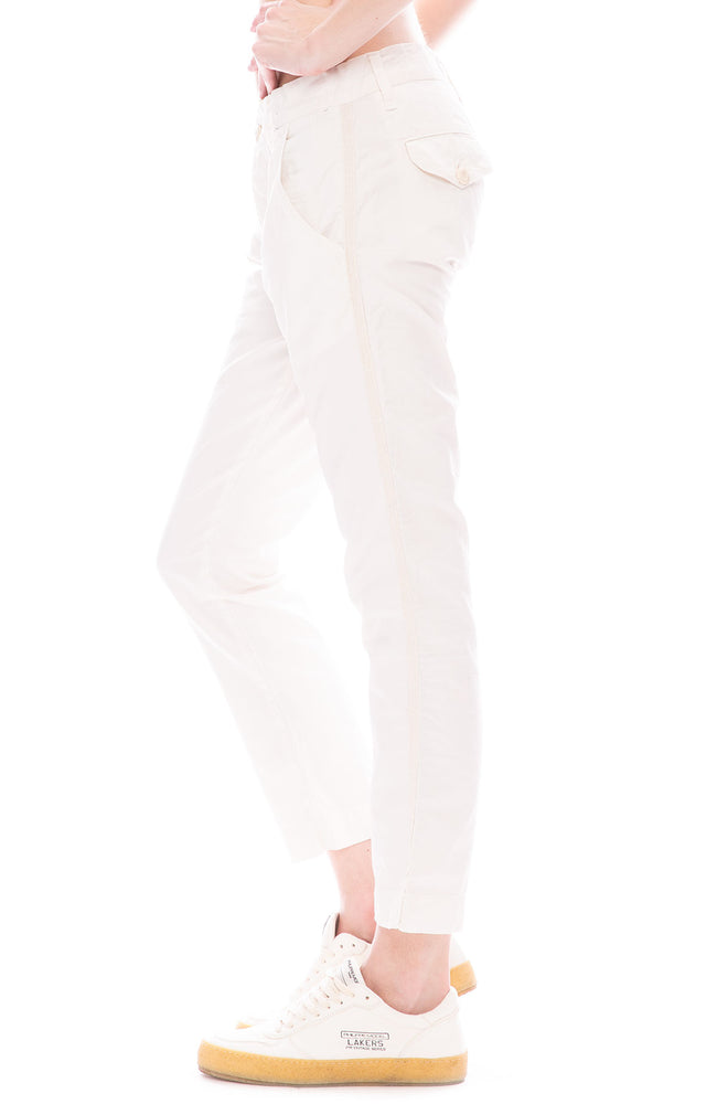 NSF Edith Pant in Soft White at Ron Herman