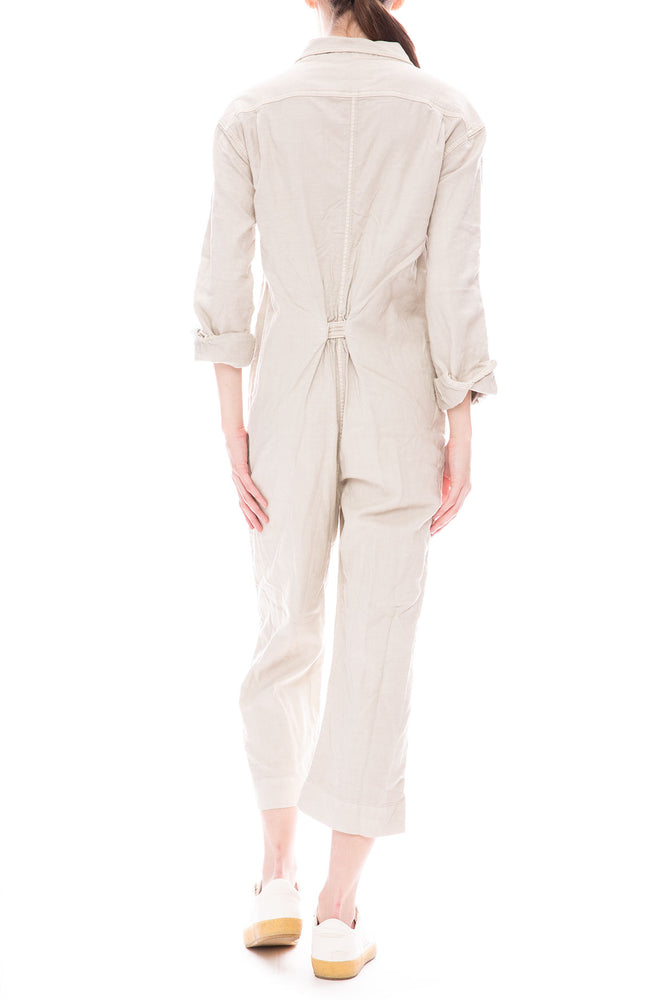 The Great Cropped Boiler Suit in Steam