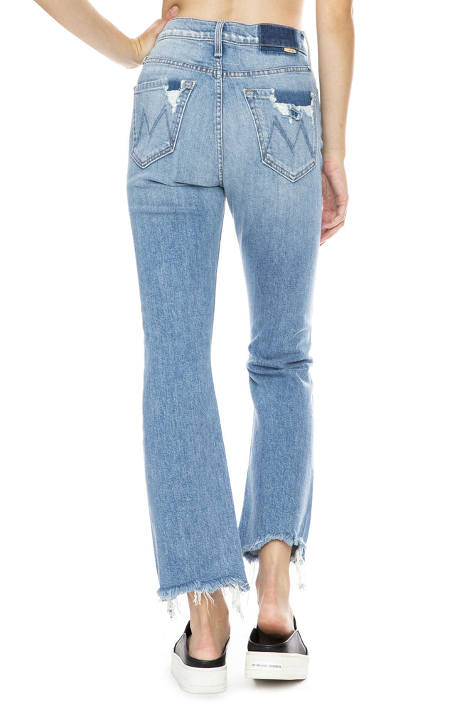 Mother Tripper Ankle Jean in Misbeliever at Ron Herman