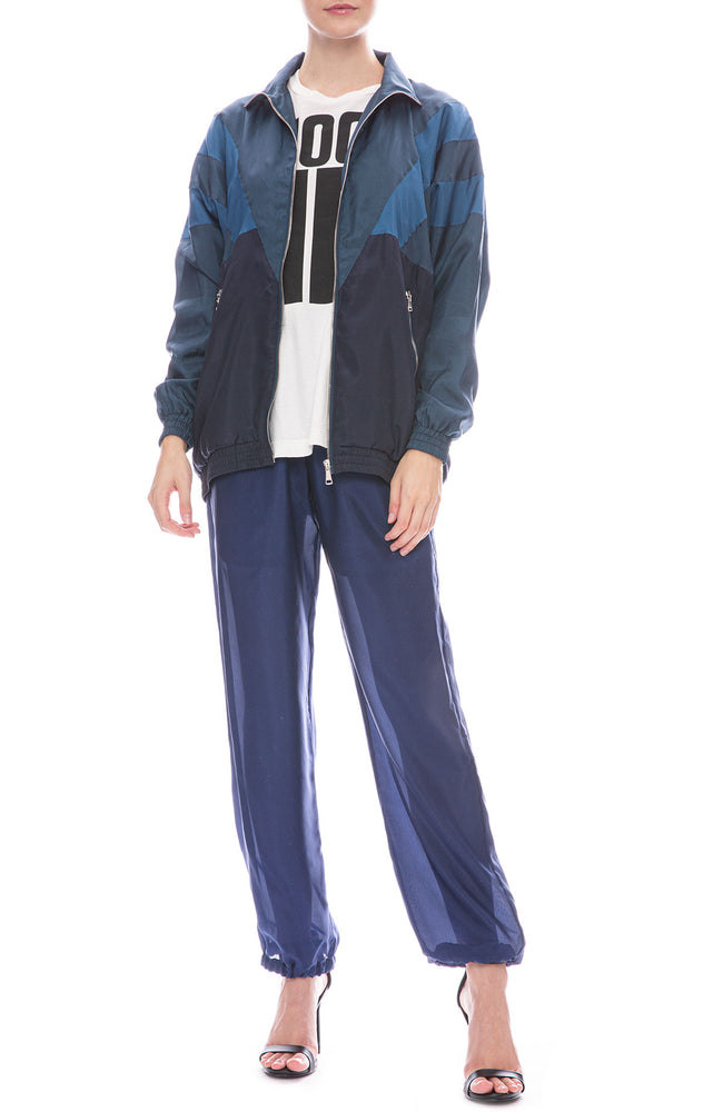 Katharine Hamnett Lucia Pant with Jacket and T-Shirt