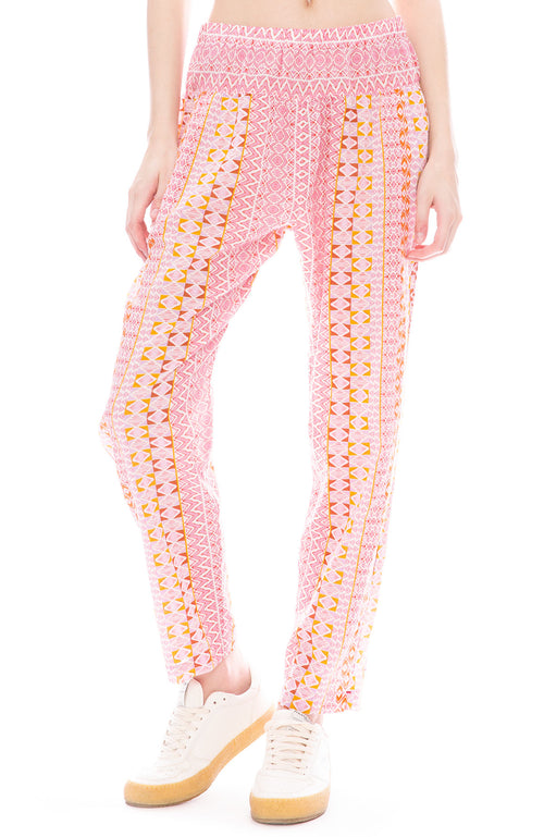 Xirena Paige Pants in Terra Rose Print