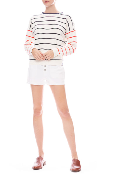 Kule Andie Striped Sweater