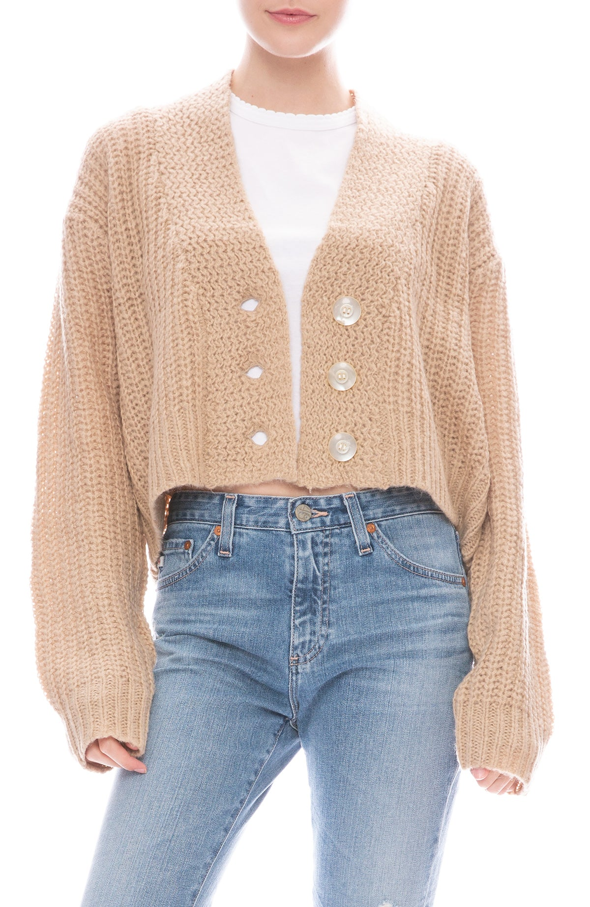 Cropped Montana Sweater