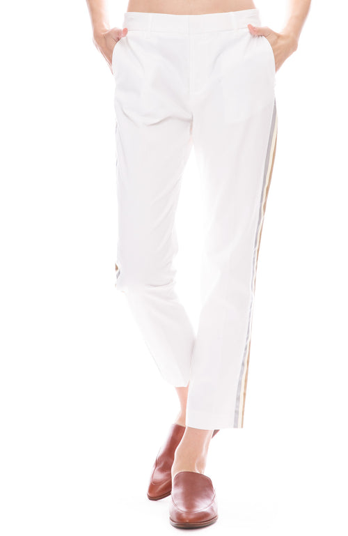 Le Superbe St. Honore Pants in White