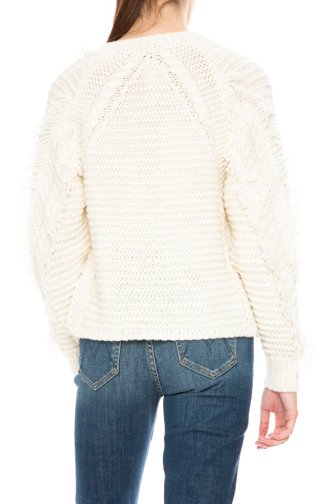 Line Petra Sweater in Ivory