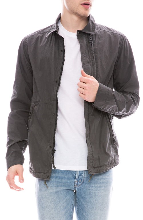 Relwen Covert CPO Jacket in Dark Smoke Grey