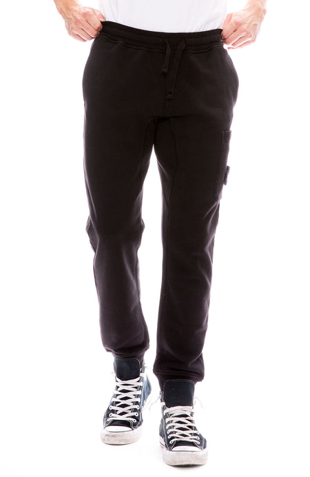 Cargo Pocket Fleece Sweatpants