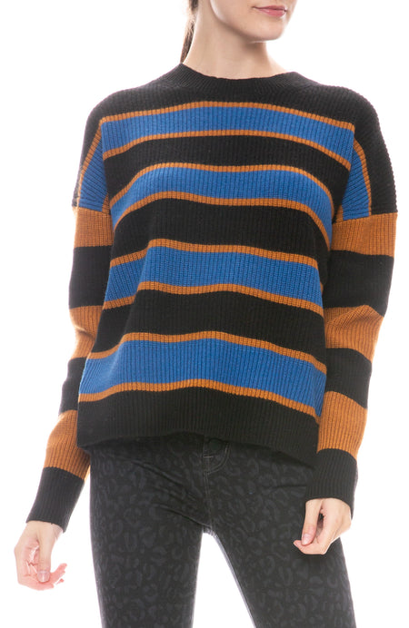 Roman Striped Sweater