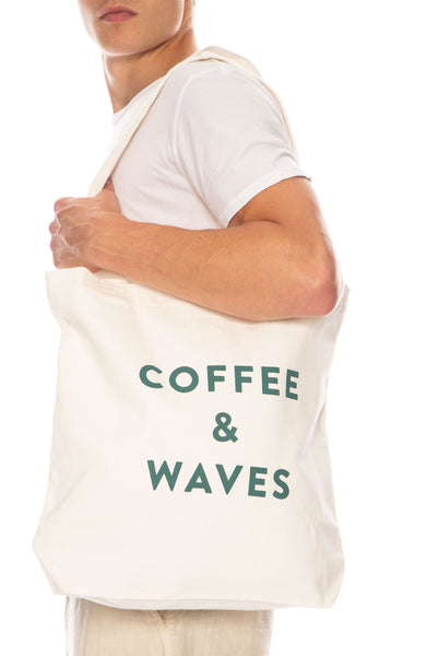 Exclusive Coffee & Waves Tee