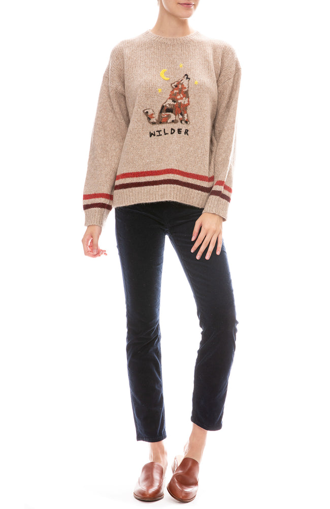 Howlin Wilder Sweater