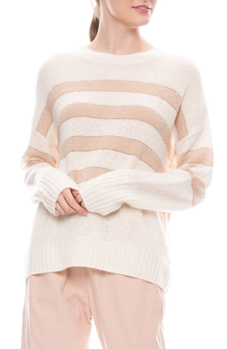 Saturn Stripe Sweater