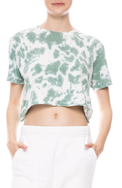 Slouch Cut Off Tee