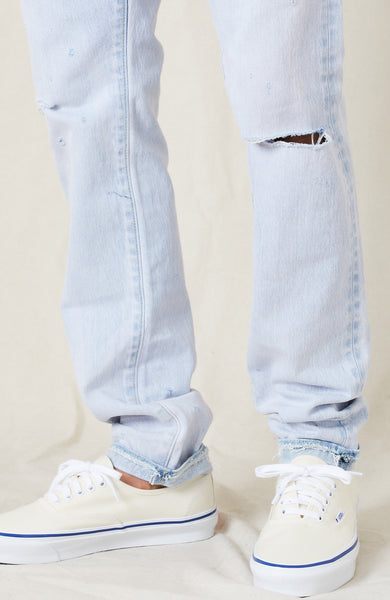 Bleach Denim