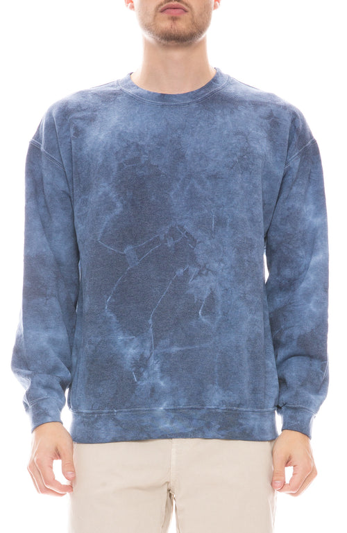 Crystal Wash Sweatshirt