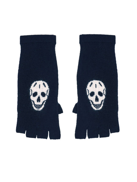 Luther Cashmere Fingerless Gloves