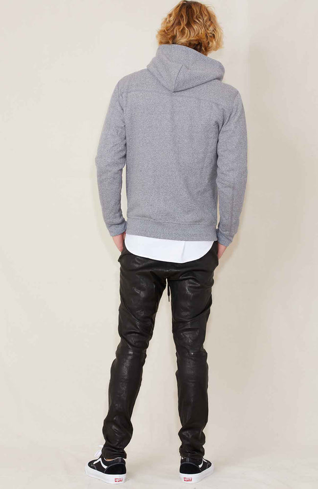 John Elliott Flash 2 Full Zip Hoodie Grey