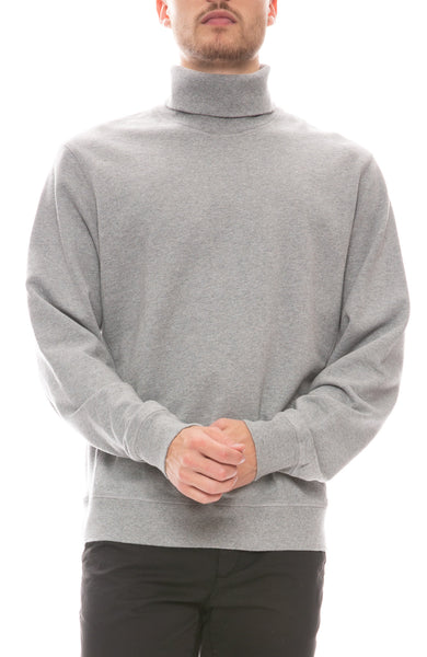 Oversized Turtle Neck Sweatshirt