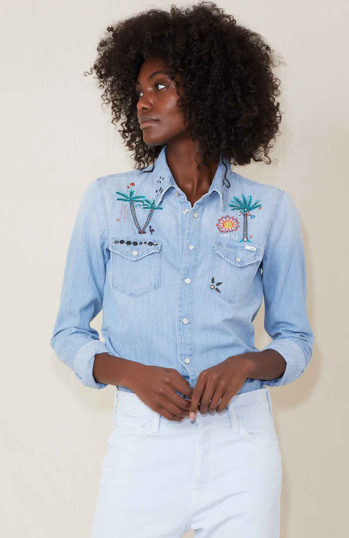 The Honey Denim Shirt