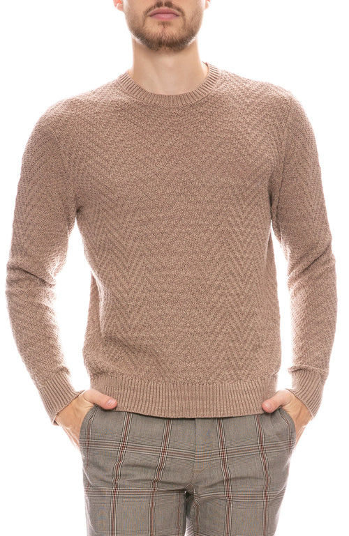 Herringbone Sweater