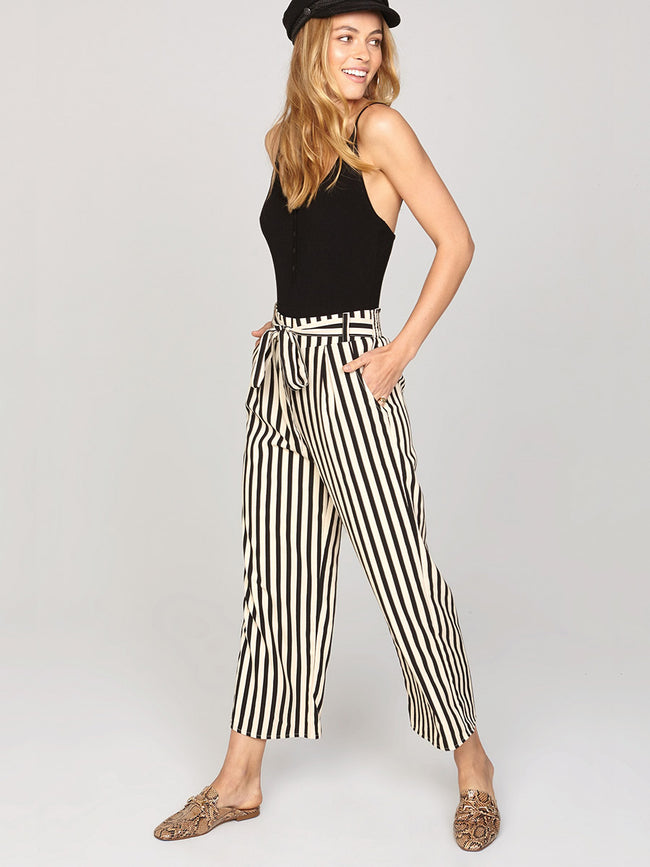 Night Out Stripe Pant