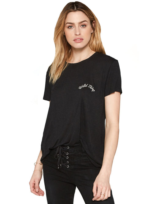 Daxton Embroidered Wild Thing Tee