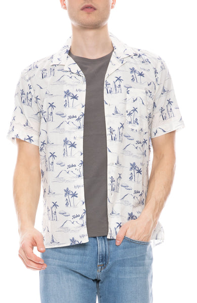 Aloha Short Sleeve Slam 02 Shirt