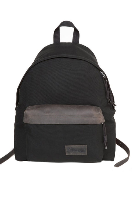 Padded Pak'R in Nylon Cordura and Leather