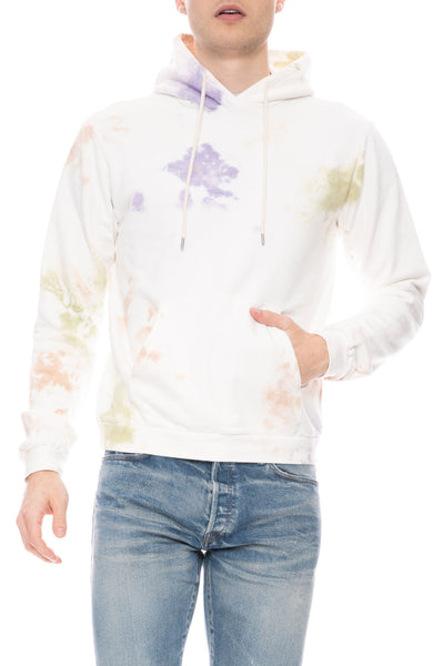 Beach Hoodie in Balboa Ink Bloom
