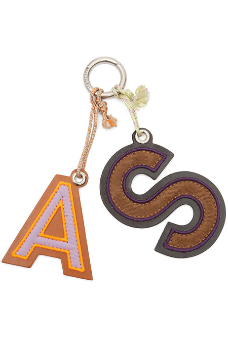 Letters Key Ring