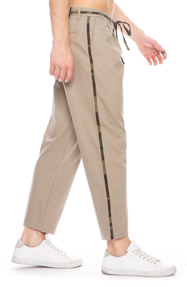 Camo Stripe Chino Pants