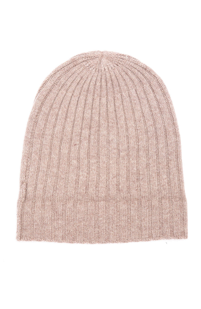 Hartford Mens Cashmere Blend Knit Beanie in Beige at Ron Herman
