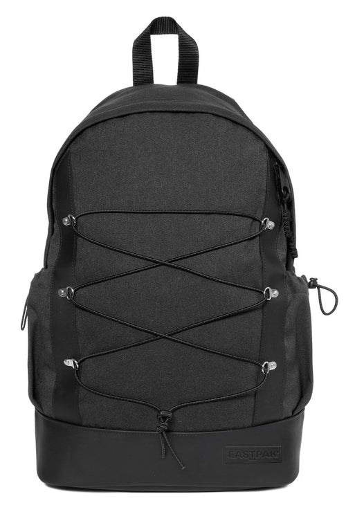 Eastpak Padded Rugged Backpack in Black