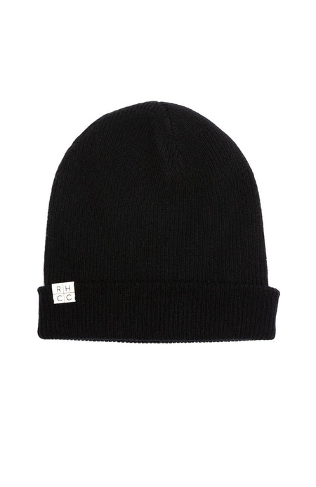 Exclusive Ribbed Cashmere Beanie