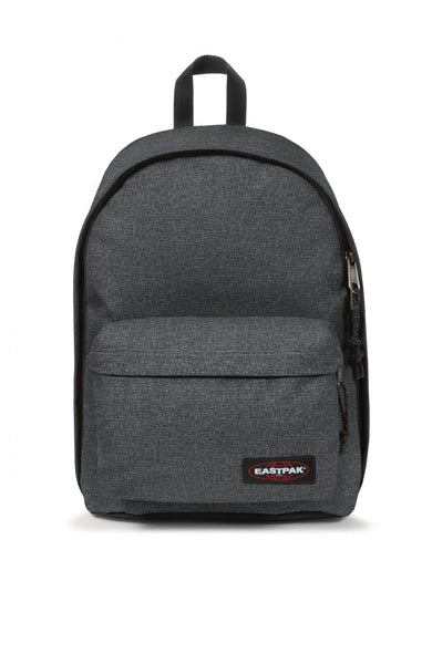 Eastpak Out of Office Backpack in Black Denim