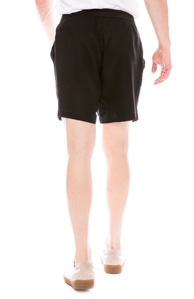 Silk Lounge Shorts