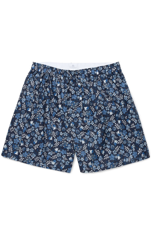 Liberty Print Boxer Shorts