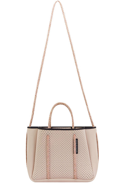State of Escape Blush Neoprene Deluxe Petite Escape Bag