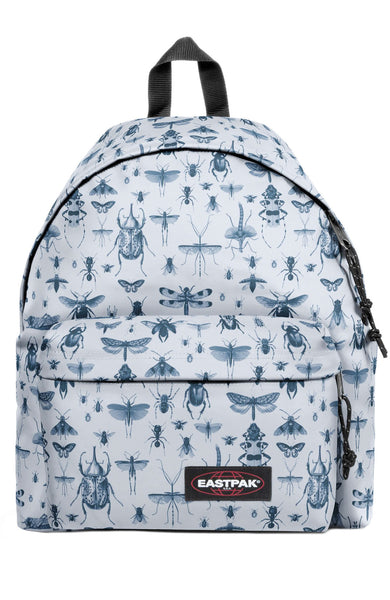 Eastpak Padded Pak'r Backpack in Bugged Light Print
