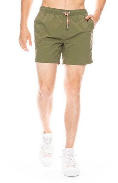CLOSED Swim Shorts with Contrast Cord