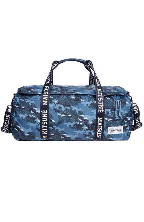 Eastpak x Maison Kitsune Dark Camouflage Perce Duffle Bag