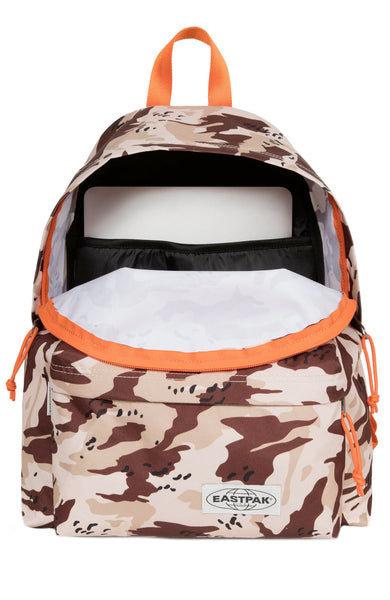 Camo Padded Pak'r Backpack