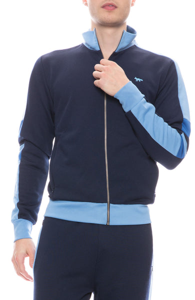 Technical Zip Sweatrshirt
