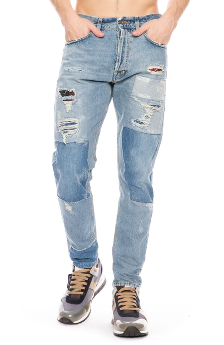 Le Sabre Tapered Skinny Jean in Bari