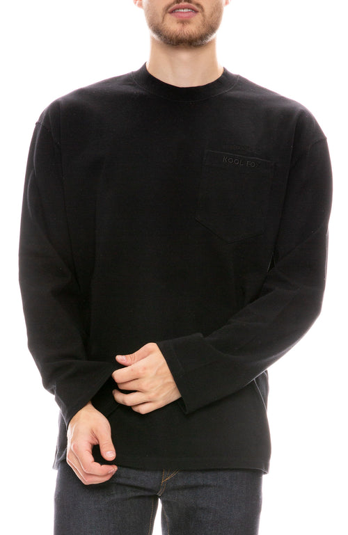 Long Sleeve Oversize T-Shirt