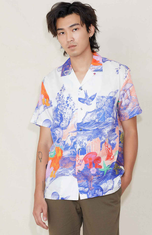 Animal Kingdom Hawaiian Shirt