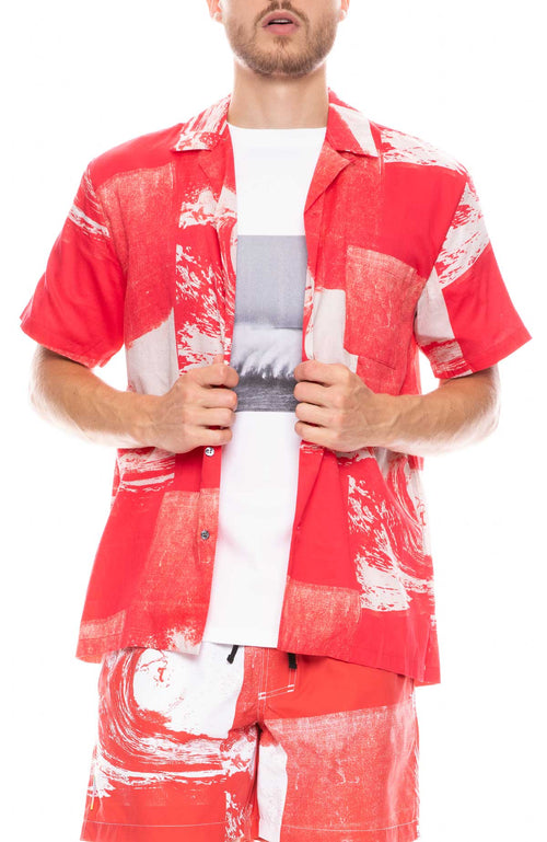 Cola Uuaves Hawaiian Shirt