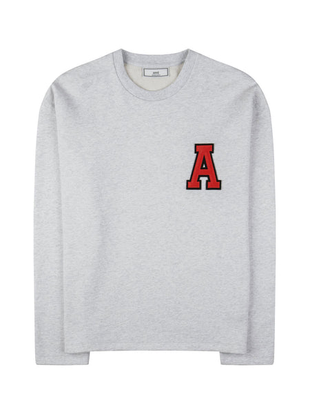 A Patch Sweatshirt