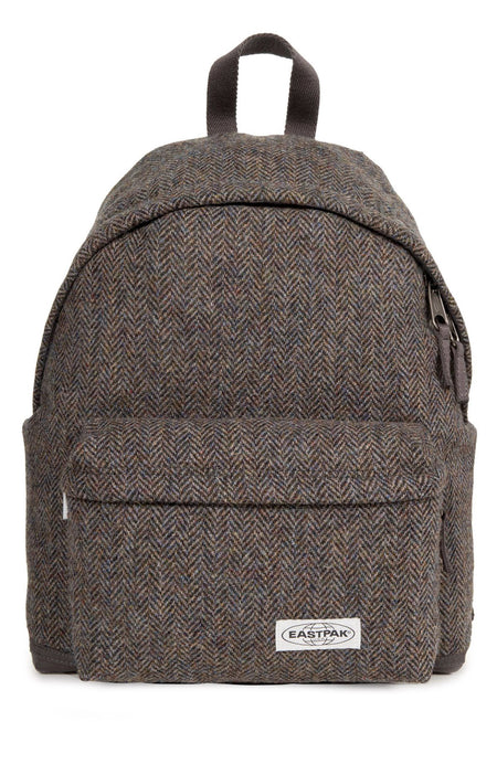 Harris Tweed Padded Pak'r in Herringbone
