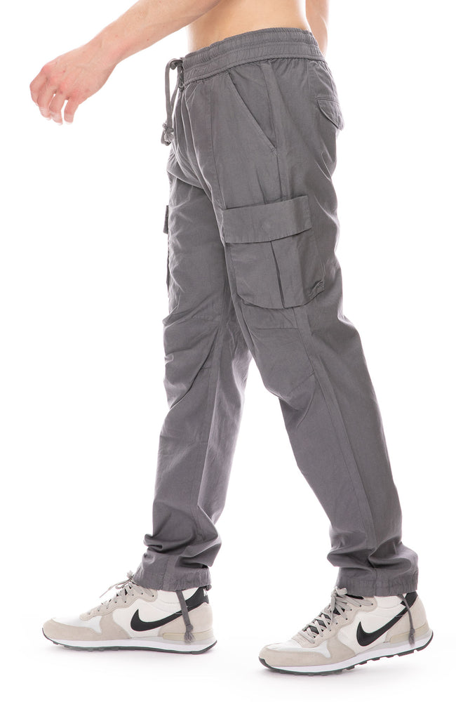 Back Sateen Cargo Pant